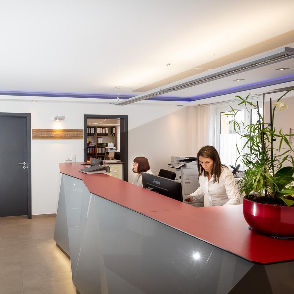 Bürozeiten der Kanzlei